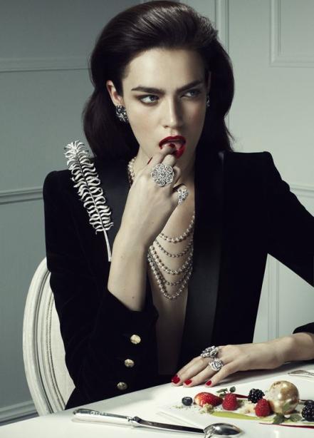 Vogue Japan PATRYCJA GARDYGAJLO by RENE HABERMACHER 2