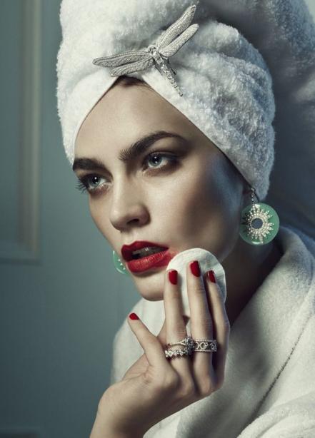 Vogue Japan PATRYCJA GARDYGAJLO by RENE HABERMACHER